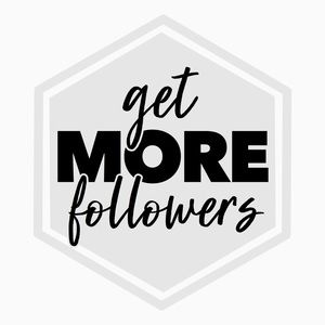 • FOLLOW GAME • Check back for new followers!